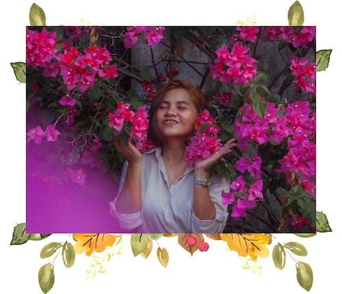 Adobe Photoshop, canlı renkler, fotoğraf çekimi, güzel çiçek içeren Ücretsiz stok fotoğraf
