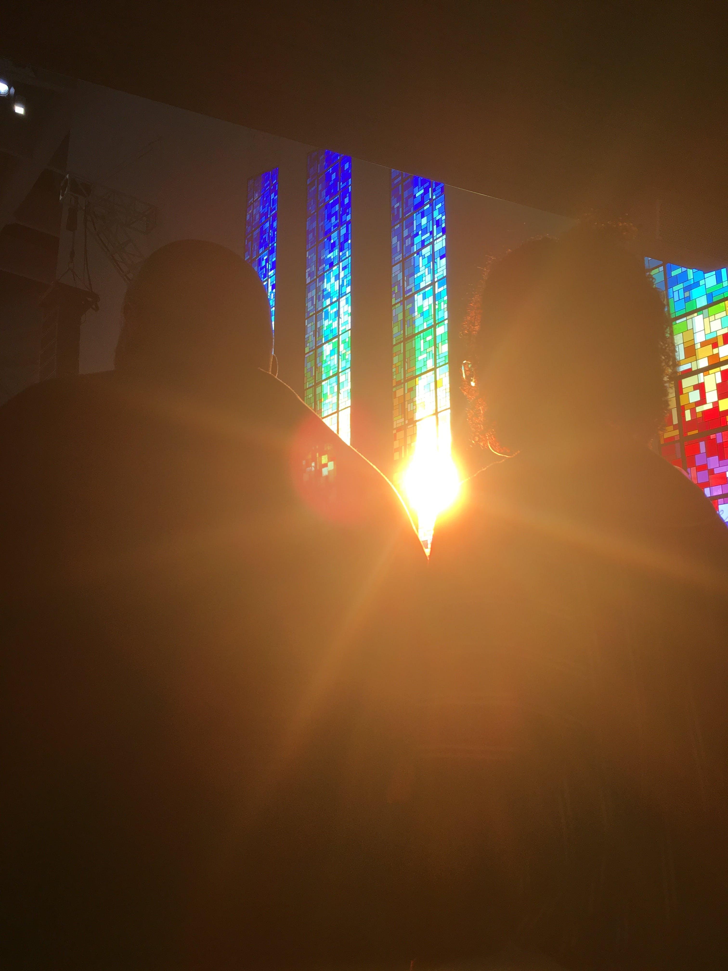Darmowe zdjęcie z galerii z podświetlenie, saindo, słońce, tło