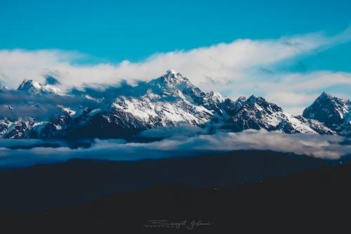 Безкоштовне стокове фото на тему «абстрактним фоном, блакитне небо, вибрати, відтінки»