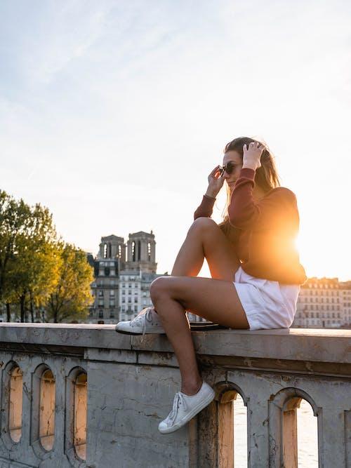 Fotos de stock gratuitas de actitud, al aire libre, belleza, bonita