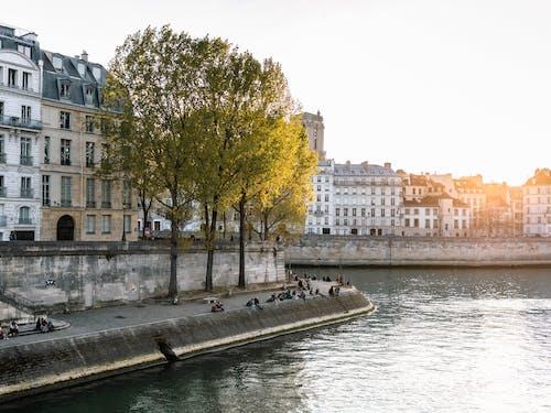 Ilmainen kuvapankkikuva tunnisteilla joki, kanaali, kaupunki, rakennukset