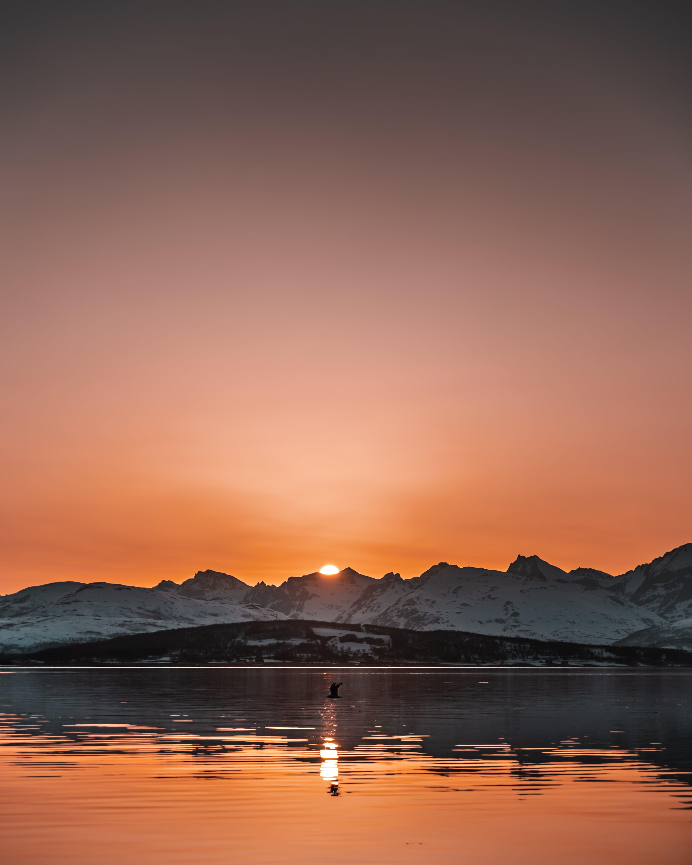 Gratis lagerfoto af bjerg, gratis baggrund, hav, HD-baggrund