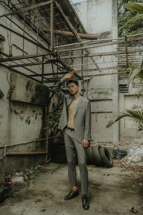 Ảnh lưu trữ miễn phí về bị bỏ rơi, bộ đồ, Chân dung, công nghiệp