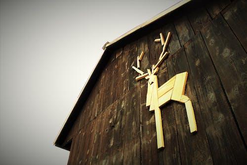 Darmowe zdjęcie z galerii z drewniana chata, drewniana powierzchnia, drewniana ściana, drewniana struktura