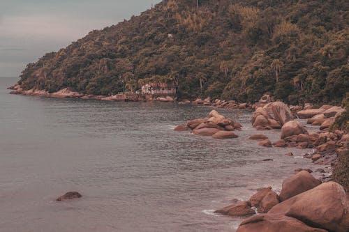 反射, 天性, 岩石, 戶外 的 免費圖庫相片
