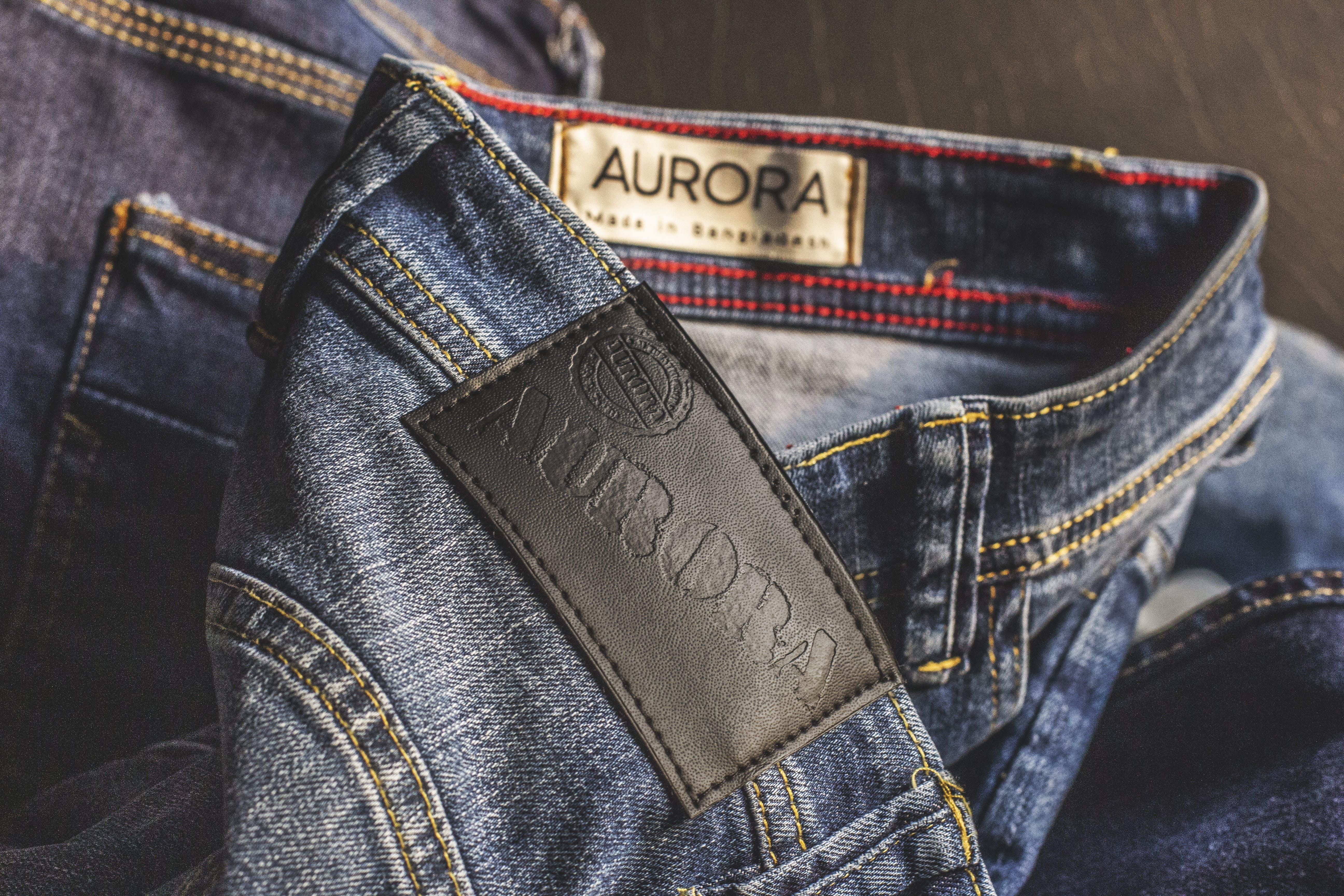 Základová fotografie zdarma na téma denim, denimové kalhoty, design, džíny