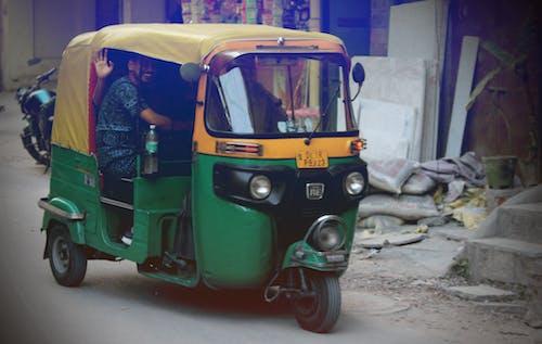 Gratis arkivbilde med auto rickshaw, india, reise