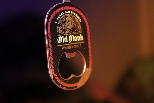 Gratis arkivbilde med alkoholholdig drikke, gammel munk, logo