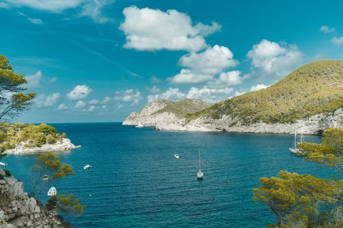 Fotos de stock gratuitas de agua, al aire libre, azul, bahía