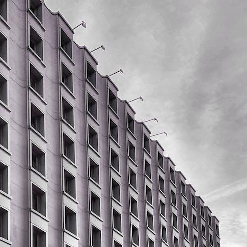 Gratis arkivbilde med arkitektur, bygning, leiligheter, milano