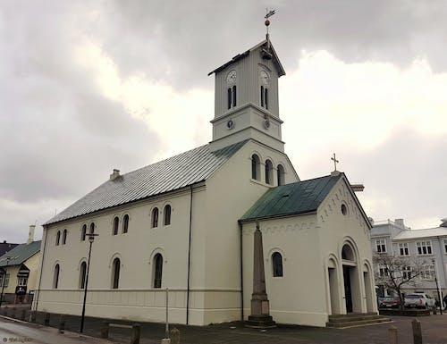 Free stock photo of iceland, reykjavik, Reykjavik Cathedral