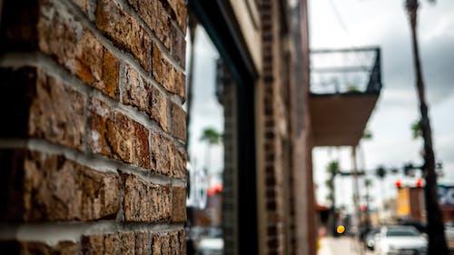 砖建筑, 磚塊 的 免费素材照片