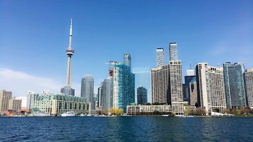 Foto stok gratis Arsitektur, bagus, bangunan, gedung menara