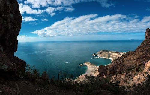 Fotos de stock gratuitas de costa, escénico, horizonte, isla