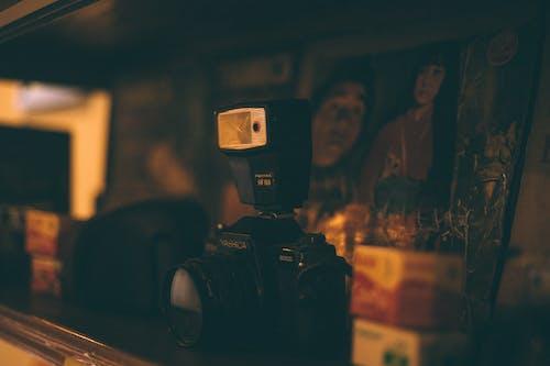 Gratis lagerfoto af gammelt kamera