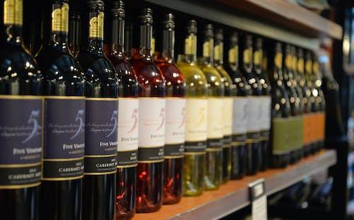 Foto d'estoc gratuïta de vi