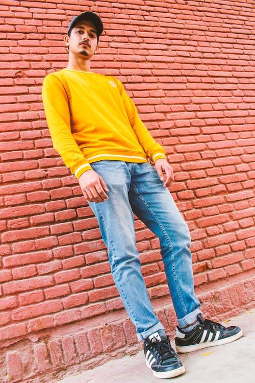 Foto d'estoc gratuïta de art, asiàtics, fashionphoto, fent de model