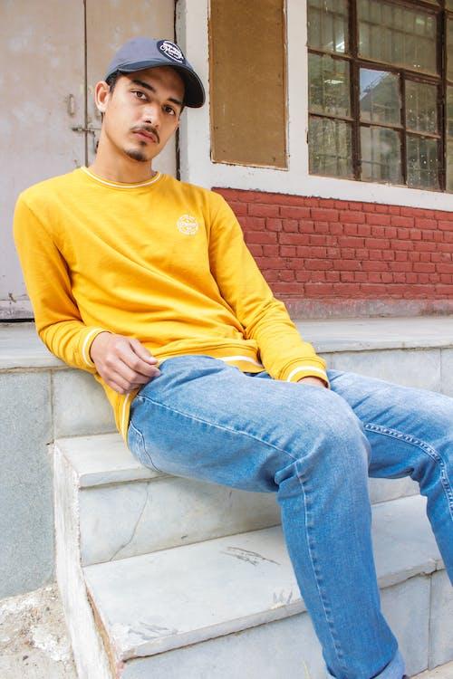Základová fotografie zdarma na téma asiaté, fashionphoto, indický kluk, indie