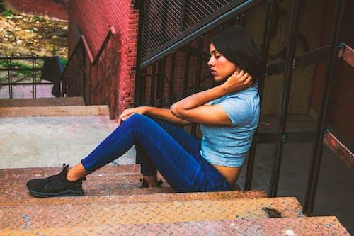Foto d'estoc gratuïta de art, asiàtics, bellesa, confiança