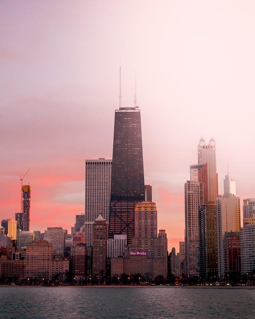 城市, 塔, 天際線, 市容 的 免費圖庫相片