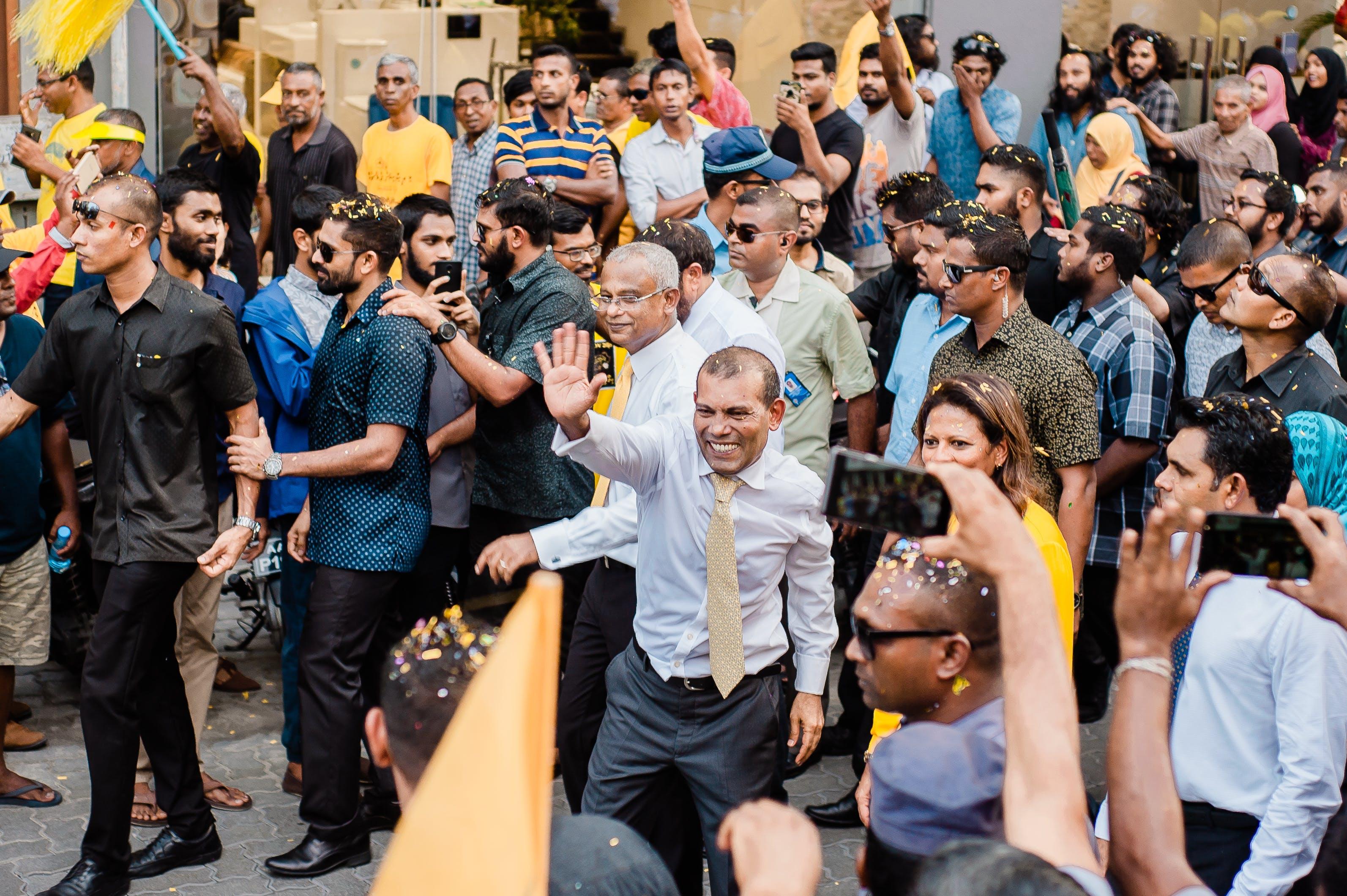 Kostenloses Stock Foto zu action, bewegung, demokratie, erwachsene