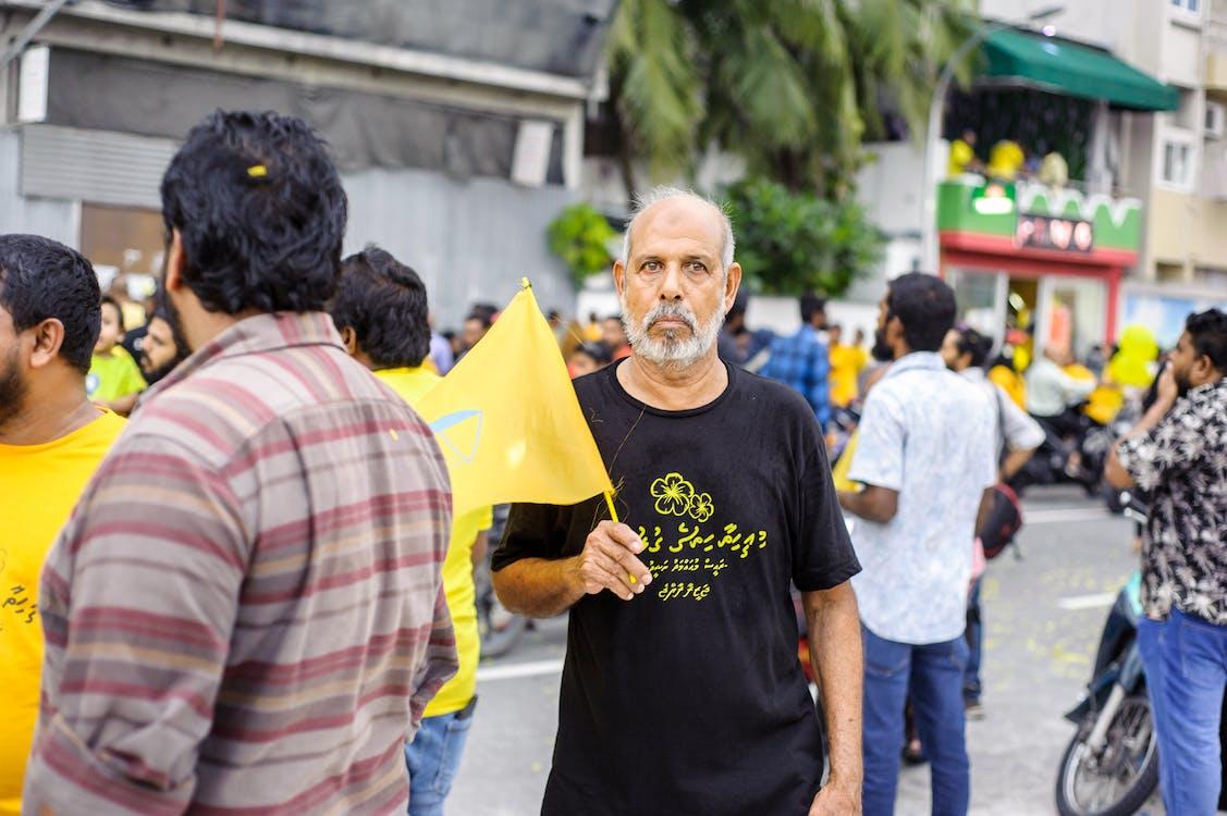 csoport, demokrácia, demonstráció