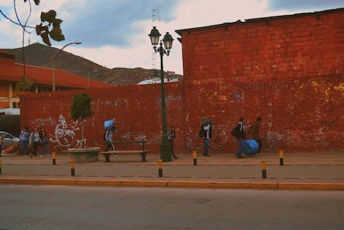 Gratis stockfoto met cusco, drukke straat, eerlijk, leven