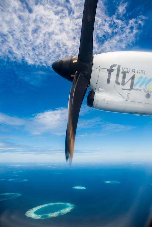 Δωρεάν στοκ φωτογραφιών με αέρας, αεροπλάνο, αεροπλοΐα, αεροσκάφος