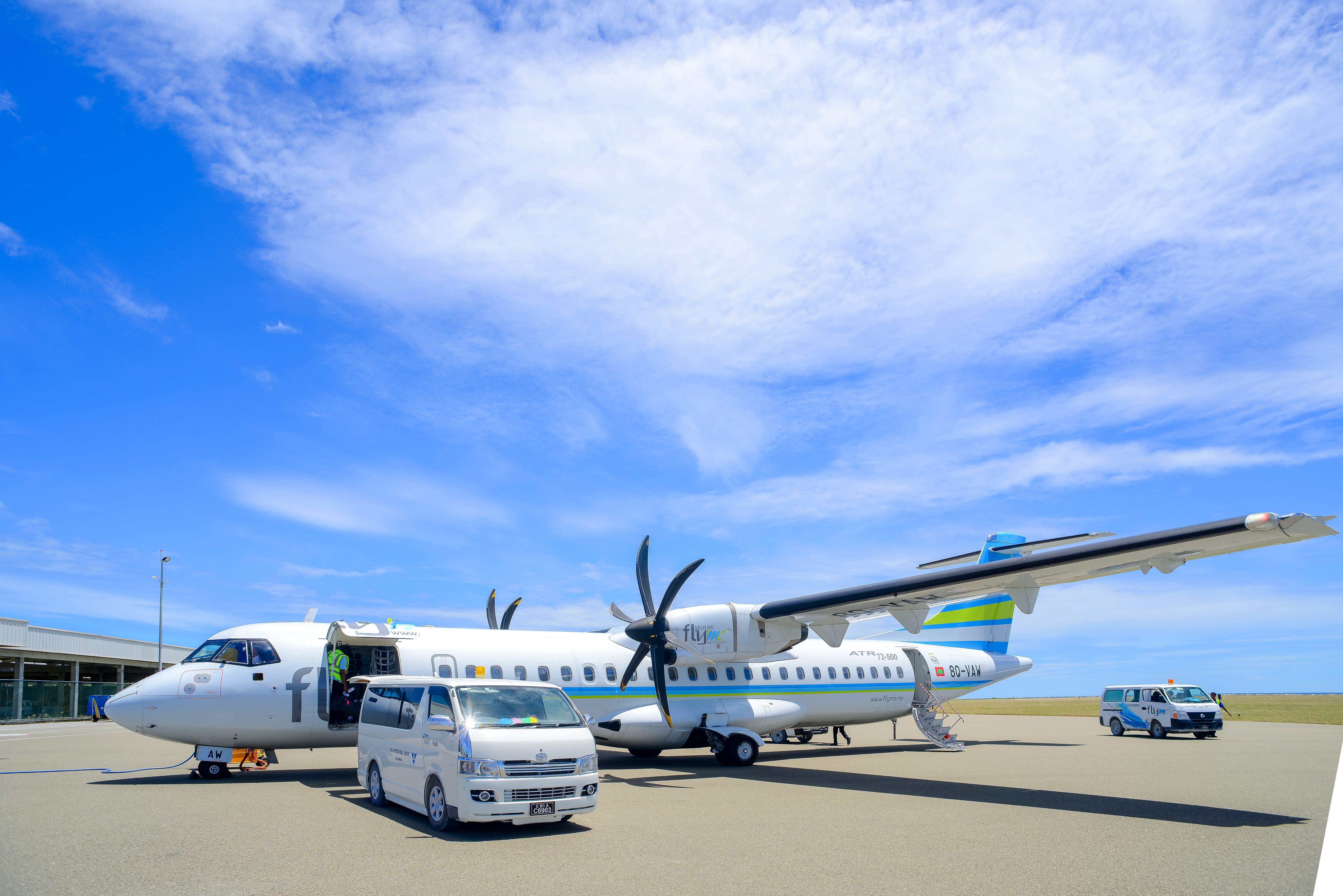 Δωρεάν στοκ φωτογραφιών με 8q-tmi, barefoot pilot, de havilland, dhc-6-300