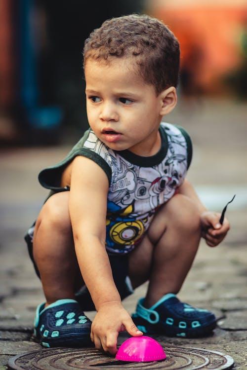 Kostnadsfri bild av ansiktsuttryck, barn, förtjusande, fritid