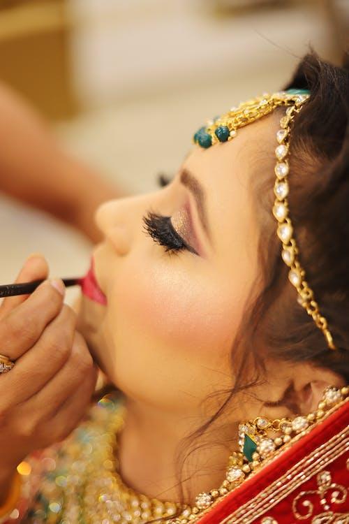 Free stock photo of bridemakeup, eye makeup, eyes