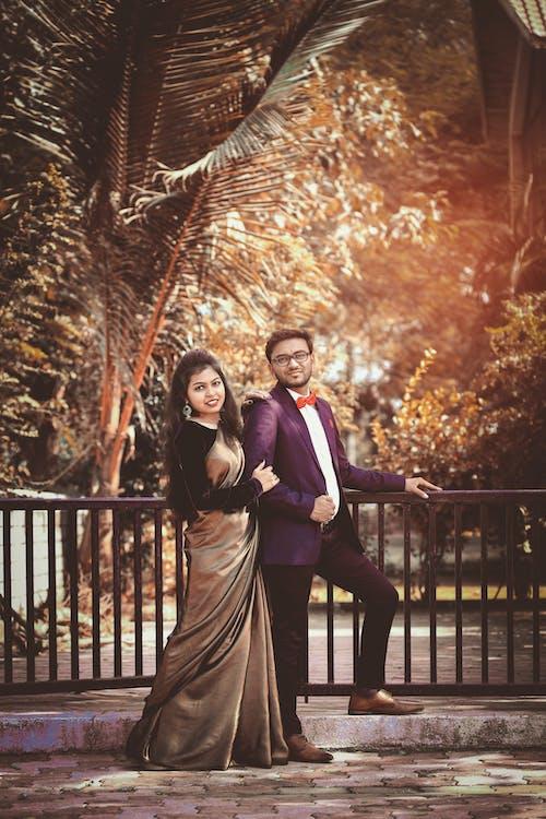Imagine de stoc gratuită din cuplu, expresie facială, fericire, frumos