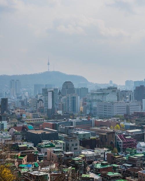 Fotobanka sbezplatnými fotkami na tému budovy, cestovať, Kórea, Kórea – juh