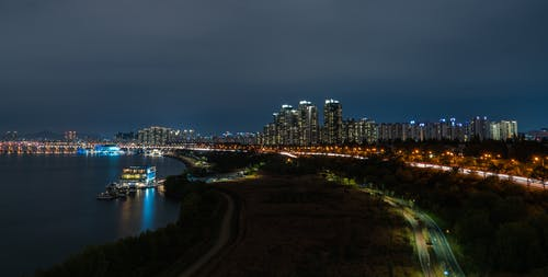 Безкоштовне стокове фото на тему «seoul корея, Азія, довга експозиція, Корея»