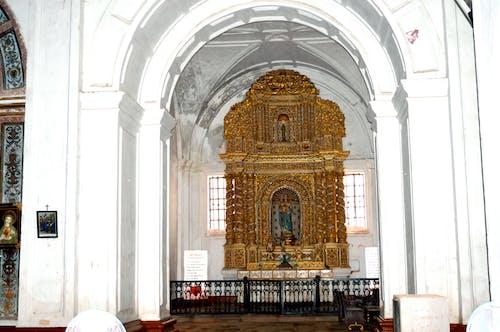 Immagine gratuita di chiesa, oro, oro della chiesa