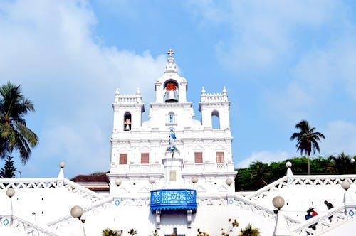 Immagine gratuita di chiesa bianca, chruch, dio