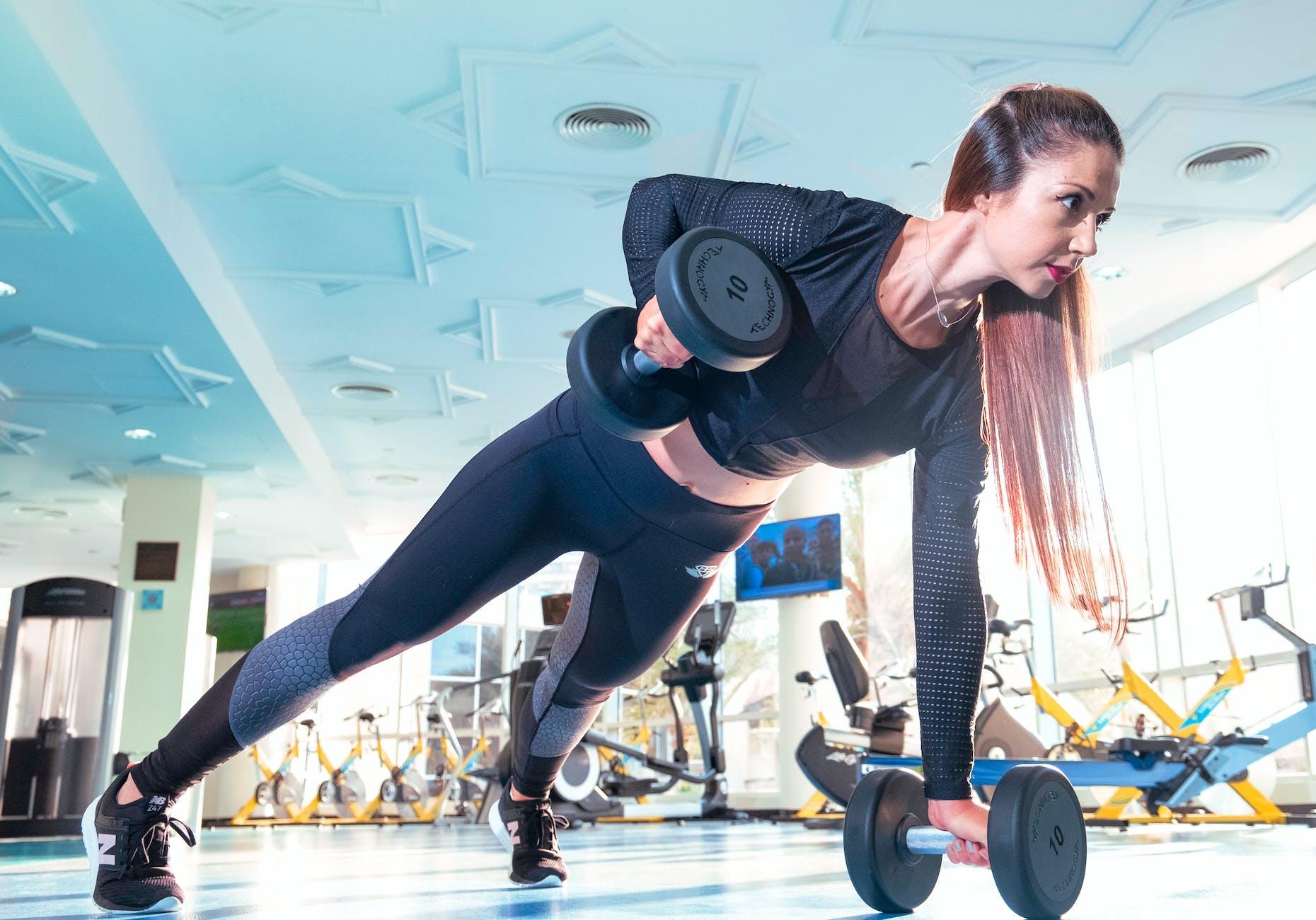 Strength Training requires proper diet for maximum impact
