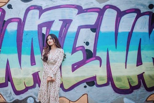Безкоштовне стокове фото на тему «ілюстрація, аерозольна фарба, азіатська жінка, волосина»