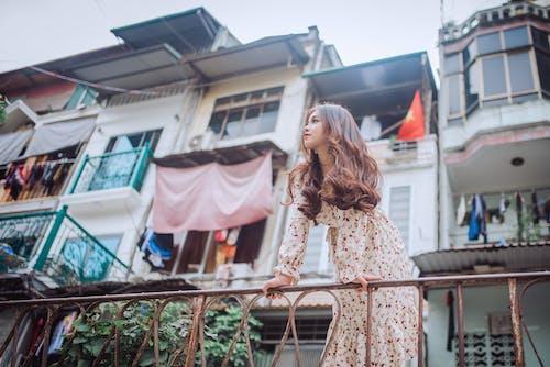 Immagine gratuita di appartamento, architettura, bellissimo, capelli lunghi