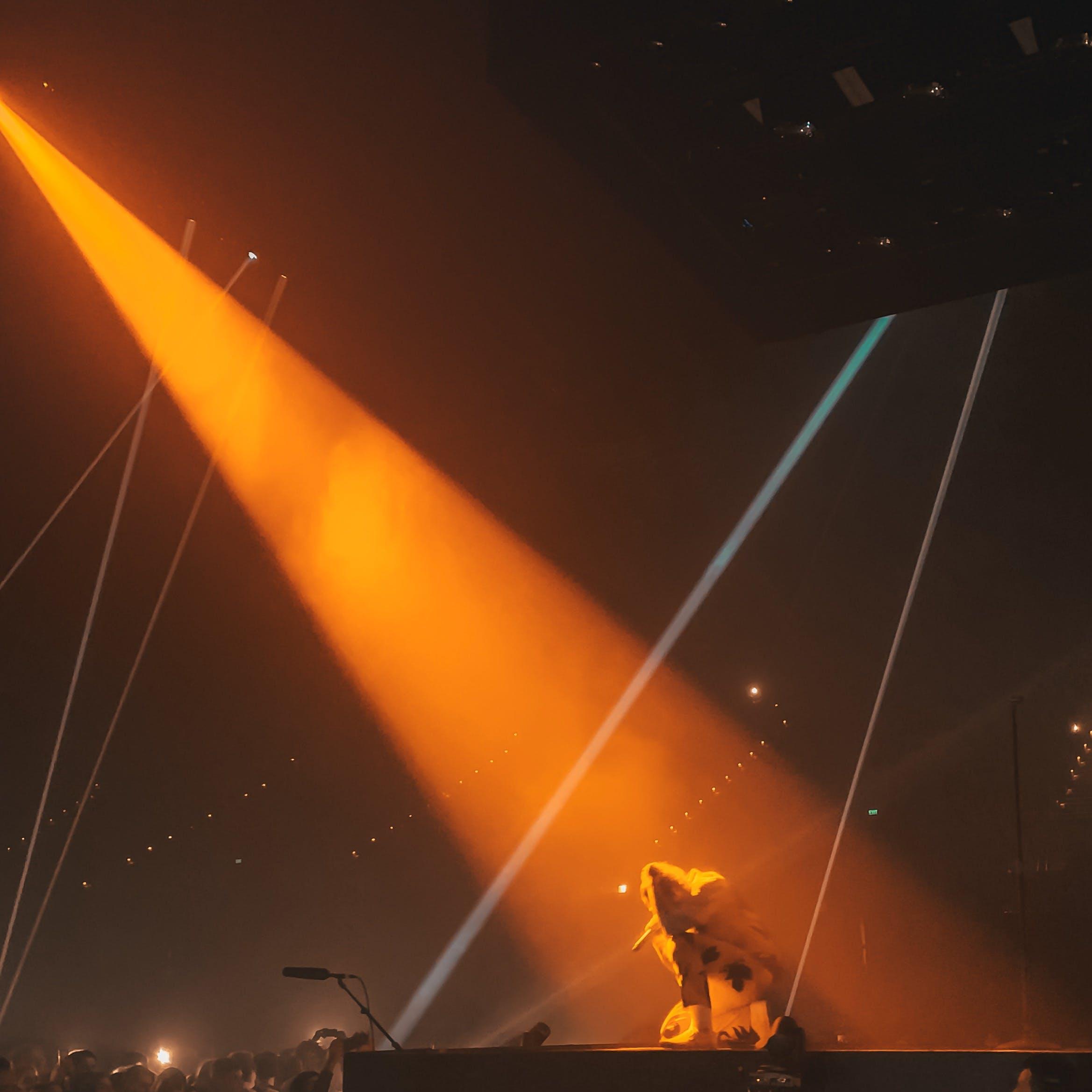 Foto d'estoc gratuïta de actuació, actuació en directe, artista, audiència
