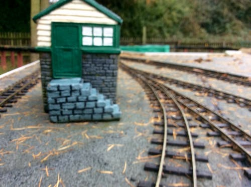 Free stock photo of railways