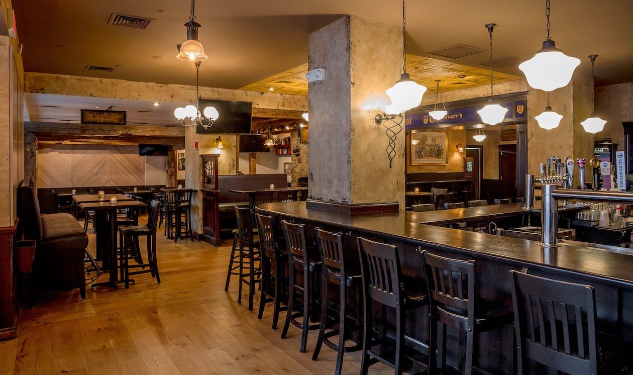 Boston, interiérový dizajn, návrhár reštaurácií