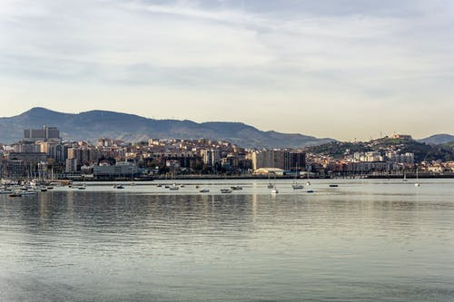 Free stock photo of getxo, port, spain, town