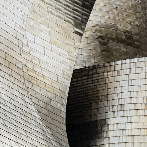 Free stock photo of bilbao, closeup, guggenheim