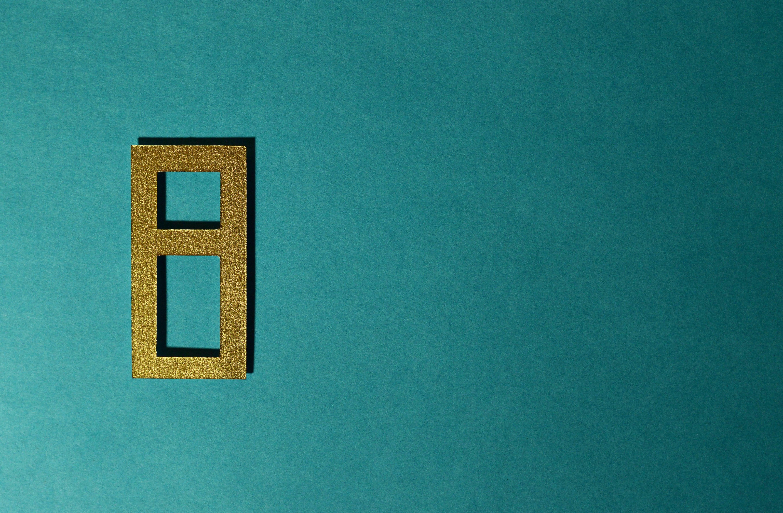Kostenloses Stock Foto zu abbildung, acht, dekorativ, gold