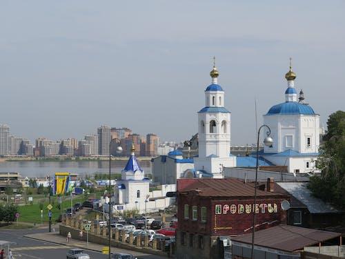 Photos gratuites de kazan, russie, tatarstan
