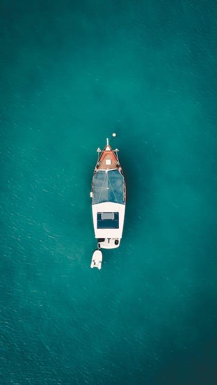 acqua, barca, barca da pesca