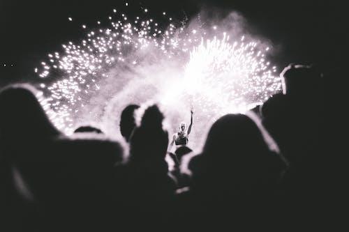 Gratis arkivbilde med feiring, fest, festival, folkemengde