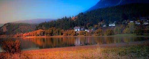 Kostnadsfri bild av berg, dimma, landskap, naturskön