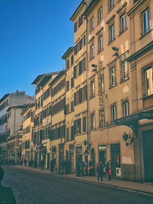 Kostenloses Stock Foto zu firenzi, italien, straße